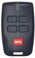 BFT 4 button hand held remotes