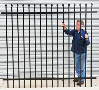 Diy Pre Made Fence Panels
