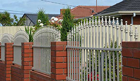 Cardinal spear top fence