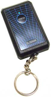 Elsema remote one button