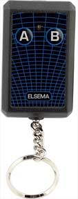Elsema 2 button remote