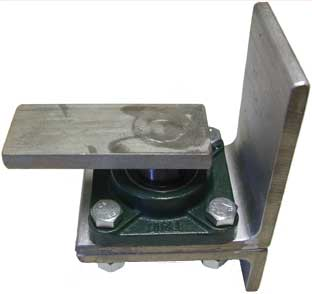 Bearing Hinges For Heavy Gates