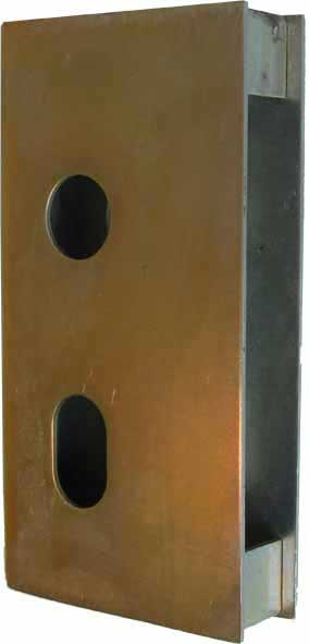 lock box for a lockwood 3572