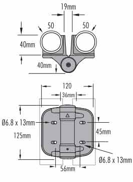 schematic drawing of TCHDRND2