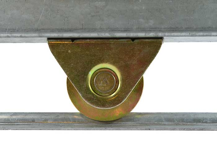 sliding gate wheel 60mm dia