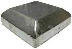 Steel Galvanized Caps