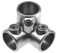kwikclamp 90 deg corner pipe connector