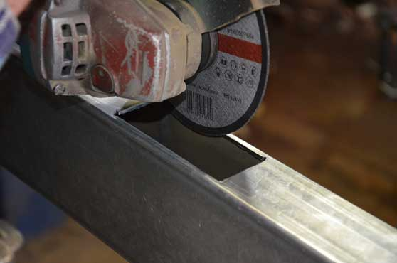 install a sliding gate wheel