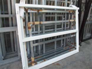 powder coated gate frames
