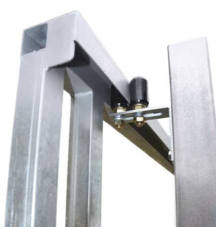 Guide Brackets For Sliding Gates