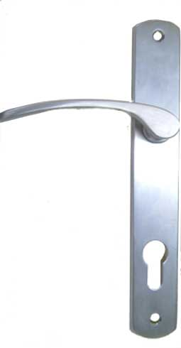 lever handle measurments