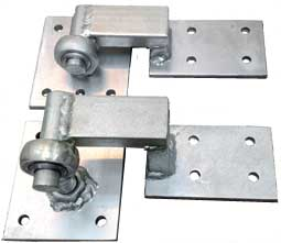 Made to order hinges