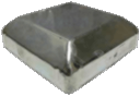 steel square cap