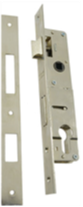 mortise lock for tube