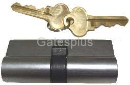 Euro Key Barrel