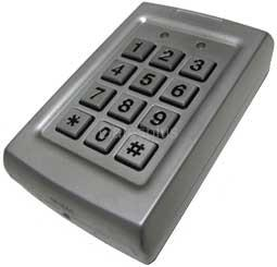 keypads for gates