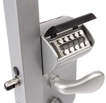 locinox Mechanical coded lock