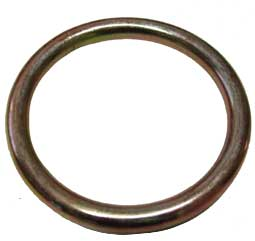 Metal ring 82mm  Dia x 8mm thick