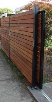 Diy sliding gate frame sliding gate kits diy sliding gate kit before timber was applied sliding gate kit complete solutioingenieria Choice Image