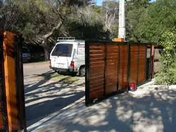 DIY Sliding Gate Frame - Sliding Gate Kits