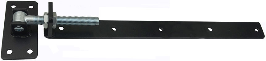 Very strong Strap hinges for timber gates