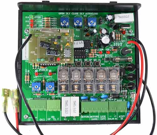 Letron Swing gate control board