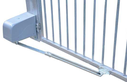 V swing gate motors openers