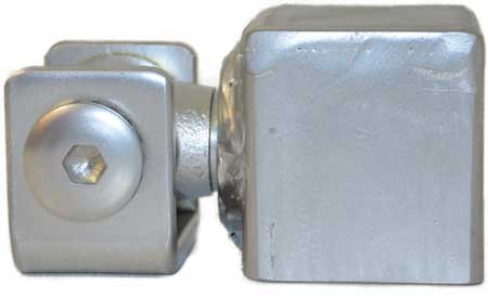 Adjustable hinge with housing cover