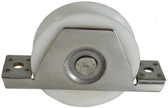 nylon sliding gate wheel